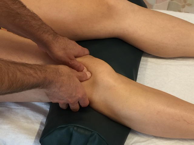 manual therapy care for patellofemoral syndrome
