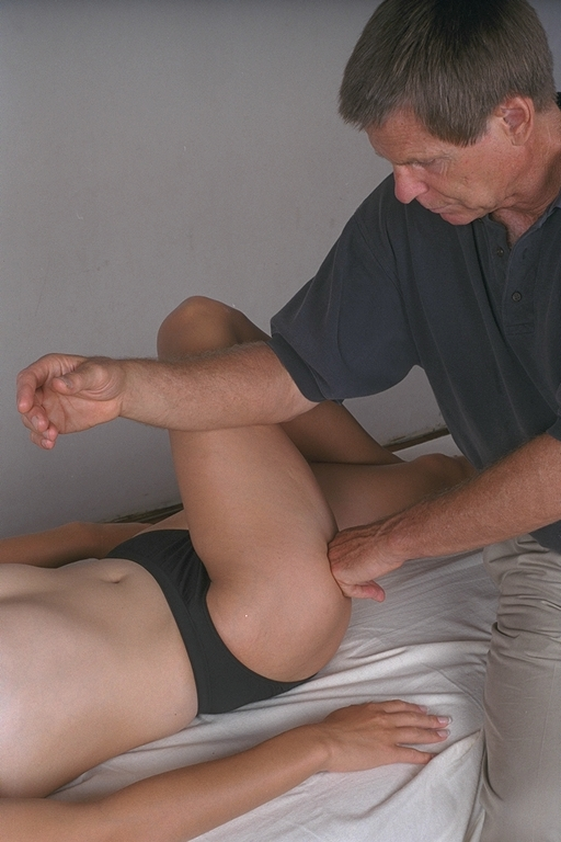 Art Riggs and Deep Tissue Massage