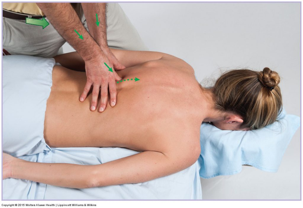 Joseph Muscolino and Deep Pressure Massage