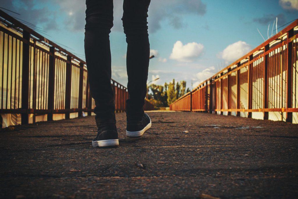 walking as rehabilitation