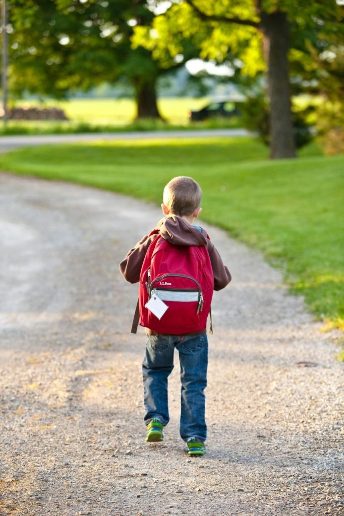 backpack and adolescent back pain article by Joseph Muscolino.