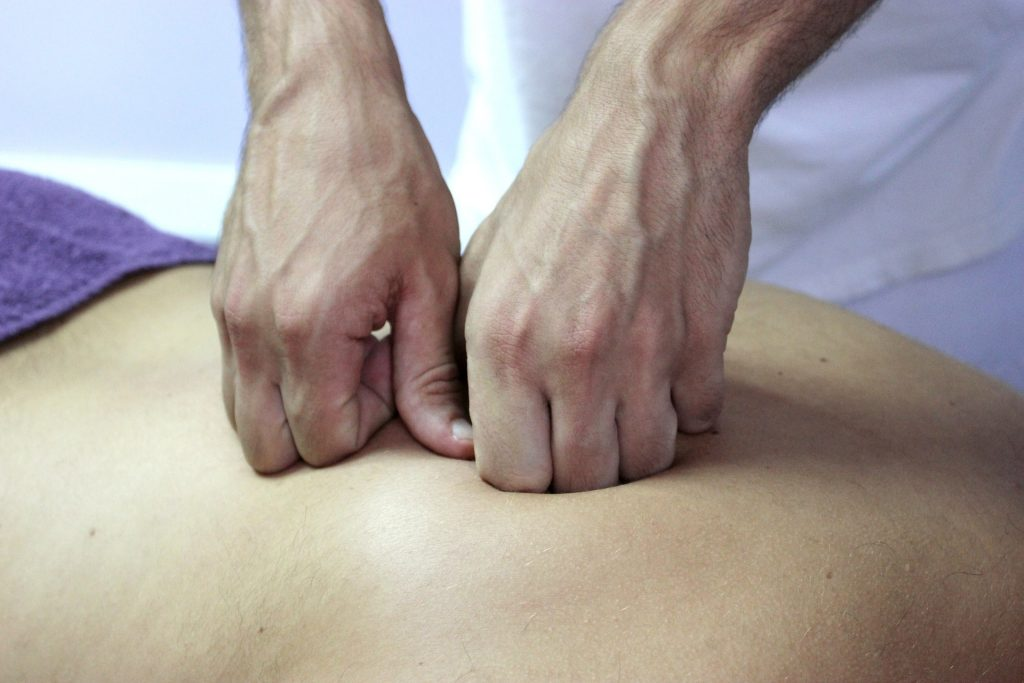 Massage Therapy for DOMS
