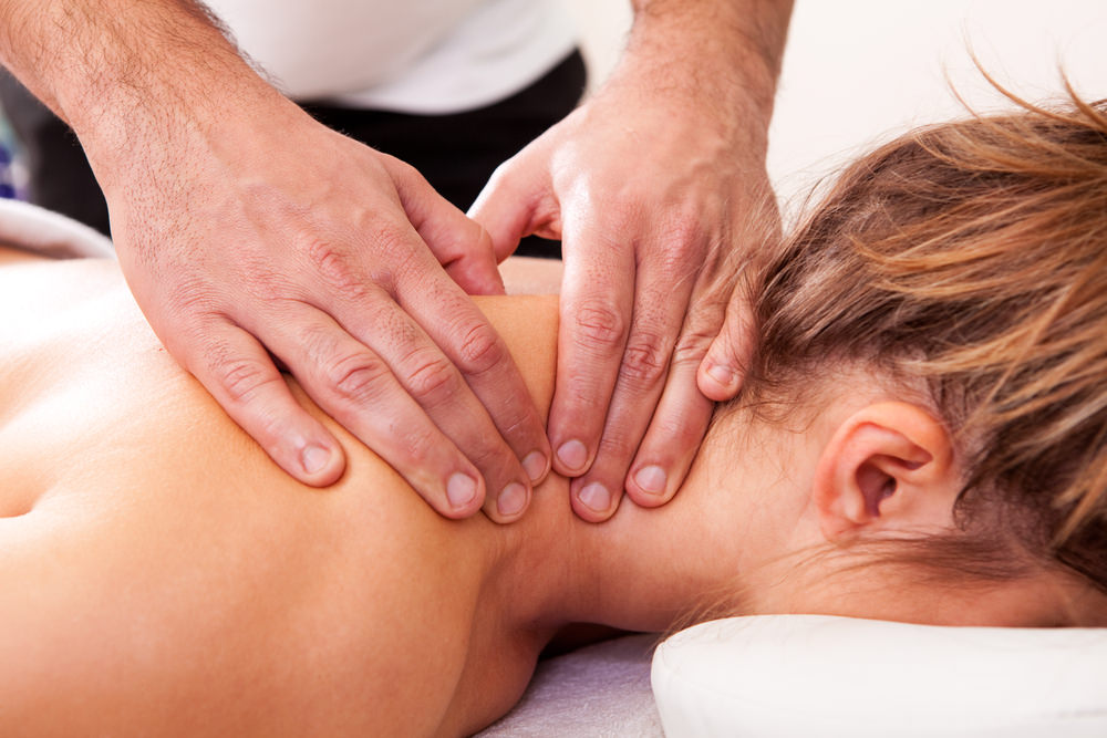 massage does and neck pain