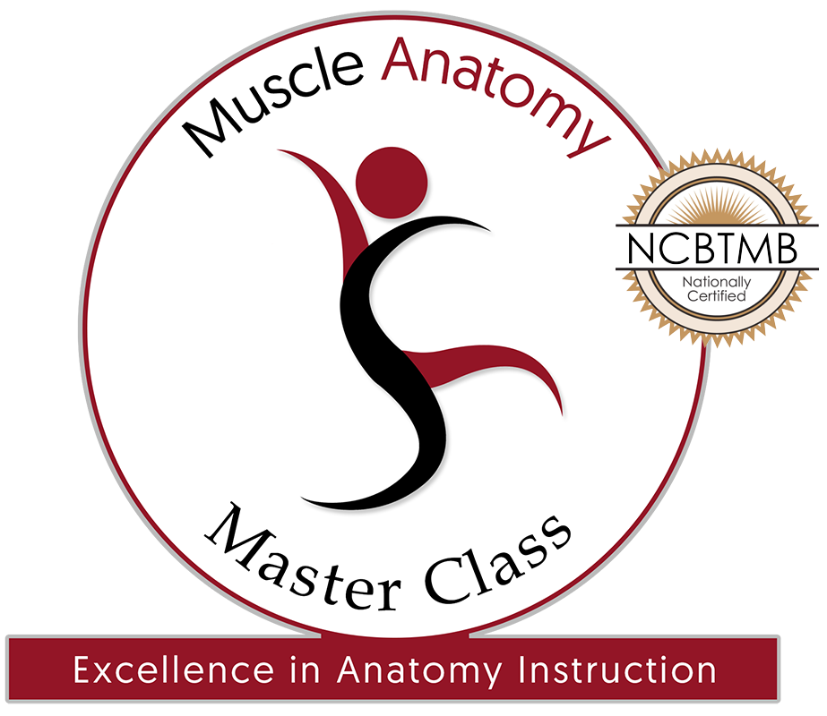 Muscle Anatomy Master Class (MAMC) Continuing Education.